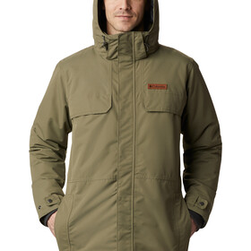 Columbia Rugged Path Parka Heren, stone green